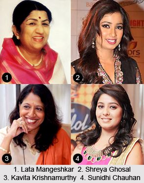 Female Playback Singers