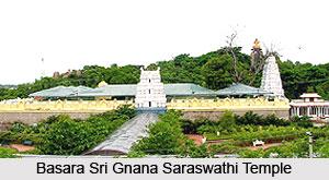 Gnana Saraswati Temple, Nizamabad District, Telangana