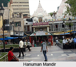 Hanuman Mandir, Connaught Place, New Delhi