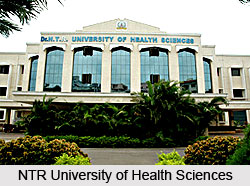 NTR University of Health Sciences, Vijayawada, Andhra Pradesh