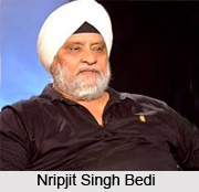 Nripjit Singh Bedi, Indian Volleyball Player
