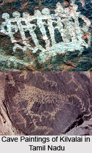 Paintings of Prehistoric Man in South India