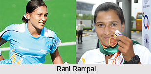Rani Rampal, Indian Hockey Player