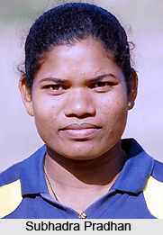 Subhadra Pradhan, Indian Hockey Player