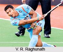 V. R. Raghunath, Indian Hockey Player