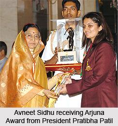 Avneet Sidhu, Indian Shooter