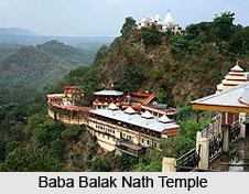 Temples in Hamirpur , Himachal Pradesh