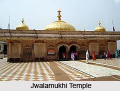Temples in Kangra