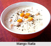 Mango Raita Recipe — Dishmaps