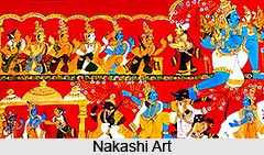 Nakashi Paintings