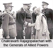 Chakravarti Rajagopalachari, Indian Freedom Fighter