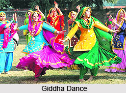 Folk Dances of Punjab