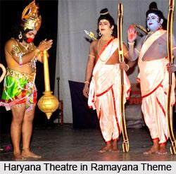 Theatre in Haryana