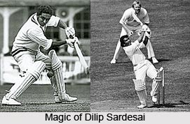 Dilip Sardesai, Indian Cricket Player