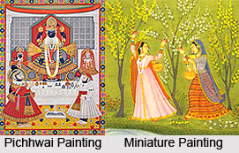 Folk Paintings in Rajasthan