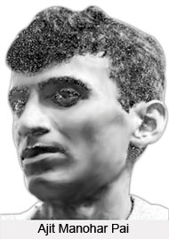 Ajit Manohar Pai, Indian Cricket Player