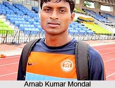 Arnab Kumar Mondal, Indian Football Player