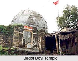 Badol Devi Temple, Badol, Bilaspur, Himachal Pradesh