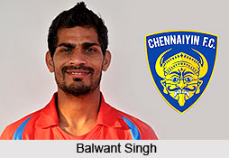 Balwant Singh, Indian Football Player