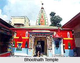 Bhootnath Temple, Mandi, Himachal Pradesh