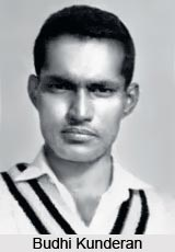 Budhi Kunderan, Indian Cricket Player