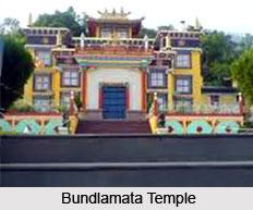 Bundlamata Temple,  Palampur, Kangra, Himachal Pradesh
