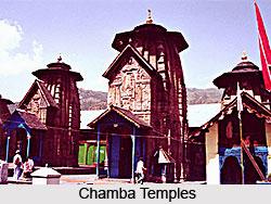 Chamba temples