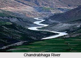 Chandrabhaga River, Amaravati District, Maharashtra