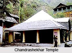 Chandrashekhar Temple, Saho Village, Chamba, Himachal Pradesh