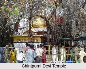 Chintpurni Temple