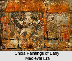 Chola Paintings of South India