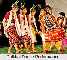 Dalkhai Dance, Orissa