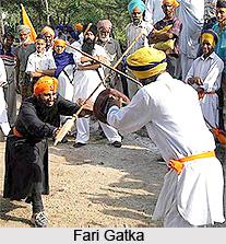 Fari Gatka, Indian Martial Art