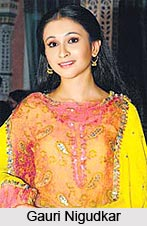 Gauri Nigudkar aka Krishna, Indian TV Actress