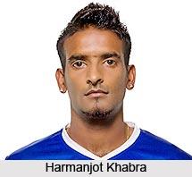 Harmanjot Khabra, Indian Football Player