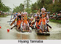 Hiyang Tannaba, Traditional Sport, Manipur