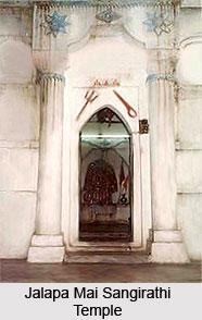 Jalapa Mai Sangirathi Temple, Sagirthin Village, Bilaspur, Himachal Pradesh