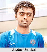 Jaydev Unadkat, Indian Cricket Player