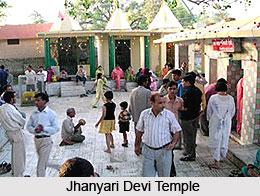 Jhanyari Devi Temple, Hamirpur, Himachal Pradesh