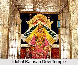 Katasan Devi Temple, Sirmaur, Himachal Pradesh