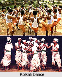 Kolkali Dance, Kerala