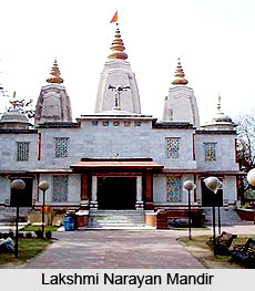 Lakshmi Narayan Mandir, Bilaspur, Himachal Pradesh