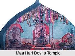 Maa Hari Devi's Temple, Bilaspur, Himachal Pradesh