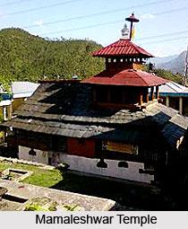 Mamaleshwar Temple, Karsog-Chindi, Mandi, Himachal Pradesh