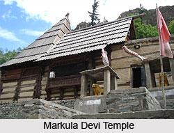 Markula Devi Temple, Udaipur, Lahul and Spiti, Himachal Pradesh