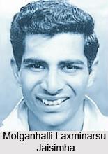 Motganhalli Laxminarsu Jaisimha, Indian Cricket Player