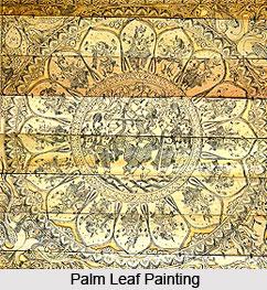 Palm Leaf Painting of Odisha