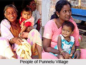 Punnelu, Warangal District, Andhra Pradesh