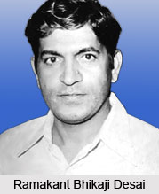 Ramakant Bhikaji Desai, Indian Cricket Player