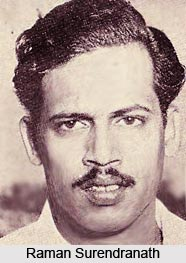 Raman Surendranath, Indian Cricket Player